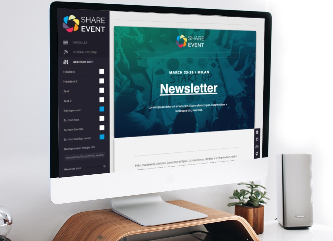 Marketing SharEvent