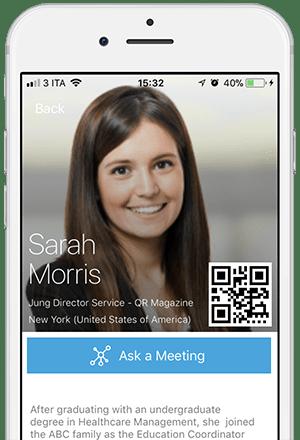 App per Associazioni Profilo Personale