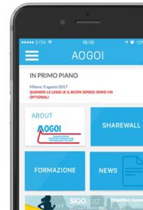 Sharevent Associazioni Home Page personalizzabile
