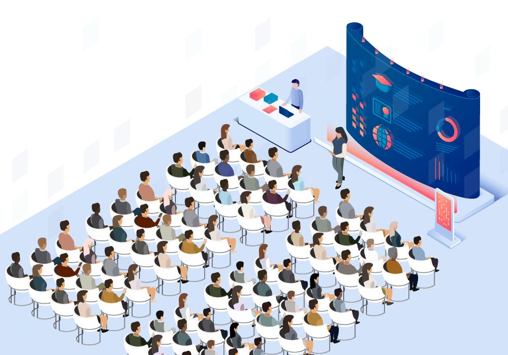 evento virtuale convention